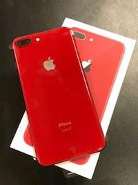 Apple iPhone 8 Plus (PRODUCTO) ROJO - 256 GB  Rota, 11520