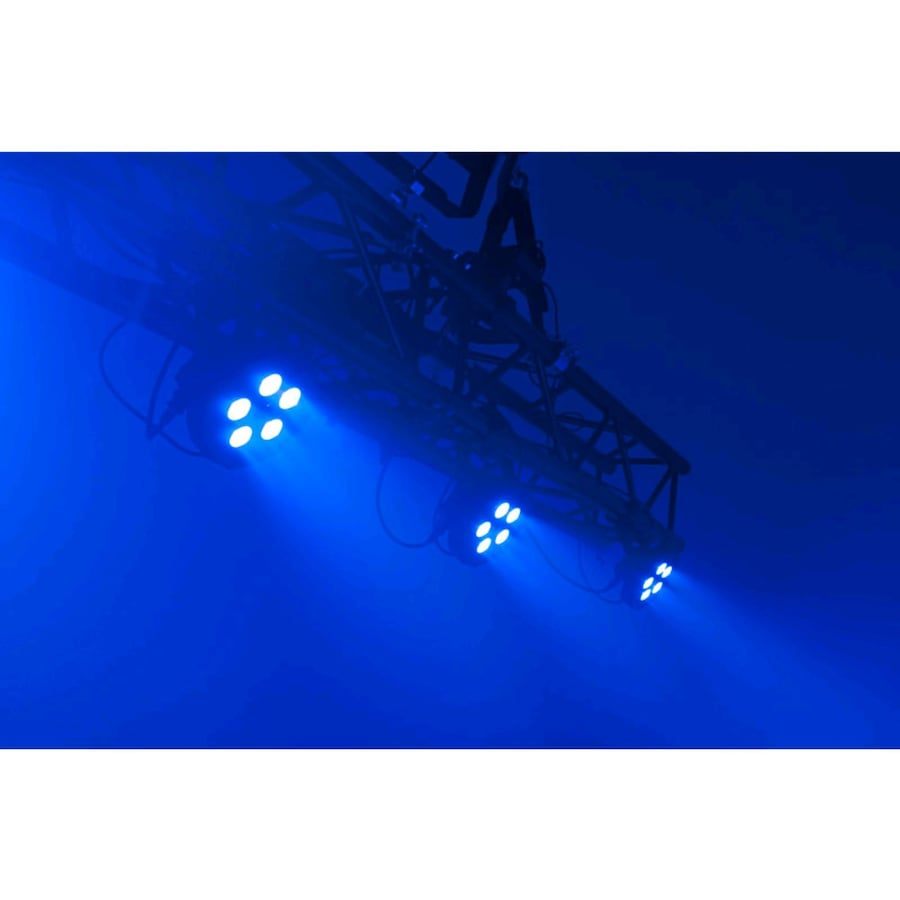 American DJ Mega 64 Hex Uplighting RGBWA+UV 2