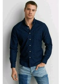 Mens American eagle shirt Redding, 96002