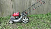 Craftsman 6.5 hp self propelled mower