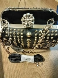Skull purse NEW! Santa Ana, 92704