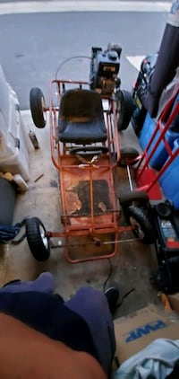 Reduced--Retro Go Kart for Sale. 6.5hp motor $225 Simi Valley, 93063