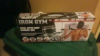 NEW  IRON GYM  Workout Bar Great GIFT Keyport, 07735