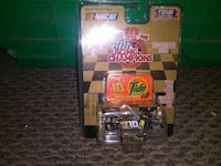 Racing Champions Nascar stock car with pack Springfield, 65806