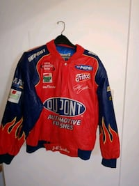 Vintage genuine leather jeff gordon jacket Hagerstown, 21740