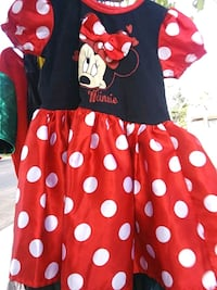 red and white polka dot dress Las Vegas, 89108