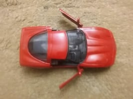 Toy car (Corvette)