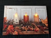 Fall LED Canvas Pictures Peoria, 61614