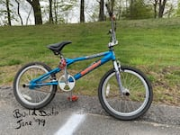 WEEKEND SPECIAL  Haro shredder fusion bmx bike 1999 freestyle GT hub