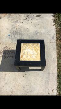 Granite top end table Fountain Valley, 92708