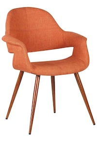Mid Century Modern Accent Chair New York, 10128