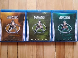 Star Trek- The Next Generation Blu-ray