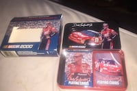 In open dale jr playing cards