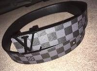 Brand new Louis Vuitton belt Calgary, T3J