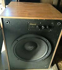Klipsch sw12 ll powered subwoofer  Woodstock, 22664