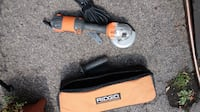 RIDGID 4-1/2 in. Corded Angle Grinder or best offer Hamilton