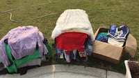 Two large bags of girls clothes size 9/11 Blackfalds, T4M
