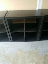 IKEA Four Cube Shelfs 3 Available Alexandria, 22314