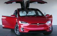 ♘2017 Tesla Model X AUTOPILOT FULL SELF-DRIVING CAPABILITY Las Vegas