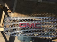 GMC grill with Emblem