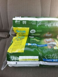 green and white Coleman tent bag Barrie, L4M 5R2