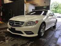 Mercedes - CL550 coupe 4matic- 2011 Catonsville