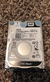 500GB hard drive Centreville, 20120