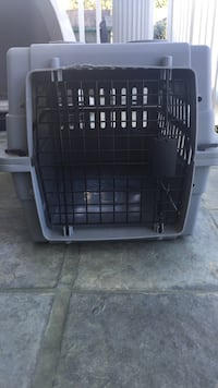 Black and gray pet carrier San Mateo, 94402