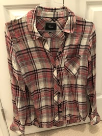 Rails Plaid Button Down  Toronto, M6C 1A2