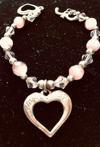 Pretty n pink Mother's bracelet Silver Spring, 20904