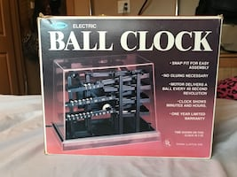 ball clock, collectors item