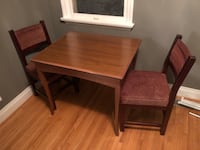 Dining table for 2 with chairs Oakville, L6K 3L8