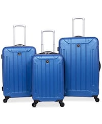 Three-piece hard case luggage set brand new East Point, 30344