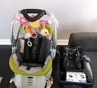 Baby trend car seat and extra car seat. Woodbridge, 22193