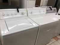 Kenmore heavy duty super capacity plus washer & electric dryer in excellent working condition 100 days warranty  Baltimore, 21222