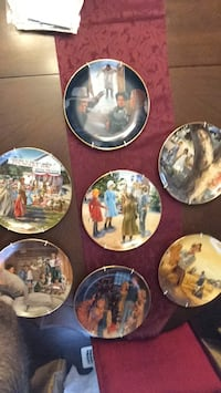Decorative plates Brampton, L7A 4M8
