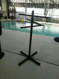 POOL TOWEL TREE RACk