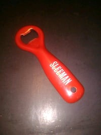 Sleeman bottle opener 3120 km