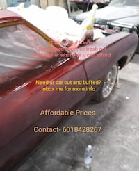 Vehicles(Cut/Buffing/Finishing) Jackson