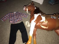 My Generation Horse and Outfit CHICAGO