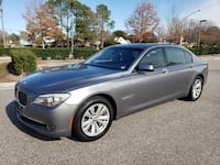 2011 BMW 7 Series 740Li Only 54K Miles - VERY CLEAN ! Norfolk