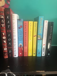 Books selling all for $20 or $4 dollars each Calgary, T2A 6W5