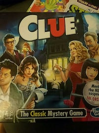 clue board game Minneapolis, 55418