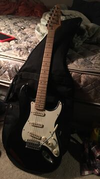 Fender electric guitar. Like brand new