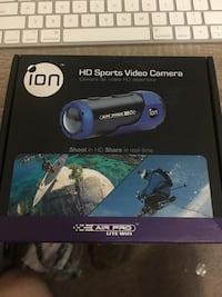 Ion HD sports video camera (like new condition) Whitby, L1N