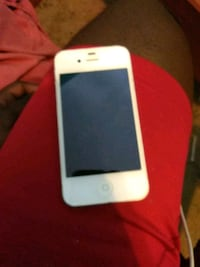 silver iPhone 6 with red case Indianapolis, 46278