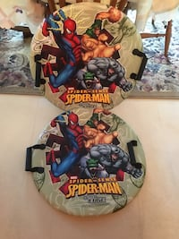 Toy Collectable Spider-Man Sliders
