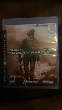 Call of Duty Modern Warfare 2 PS3 game