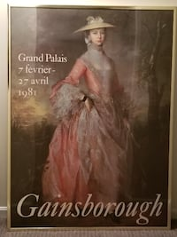The Lady Picture Grand Palau's Poster in Frame Ocala, 34476
