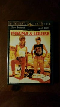 Thelma & Louise DVD case Chicago, 60629